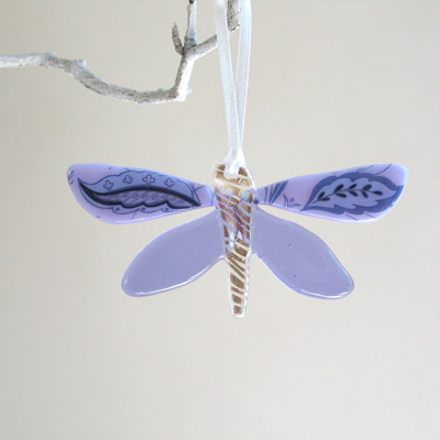 Lilac moth 116 SOLD
