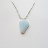 Pale Blue Necklace 223
