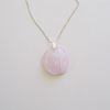 Soft Pink Necklace 262 NEW